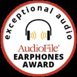 Exceptional Audio - AudioFile Earphones Award